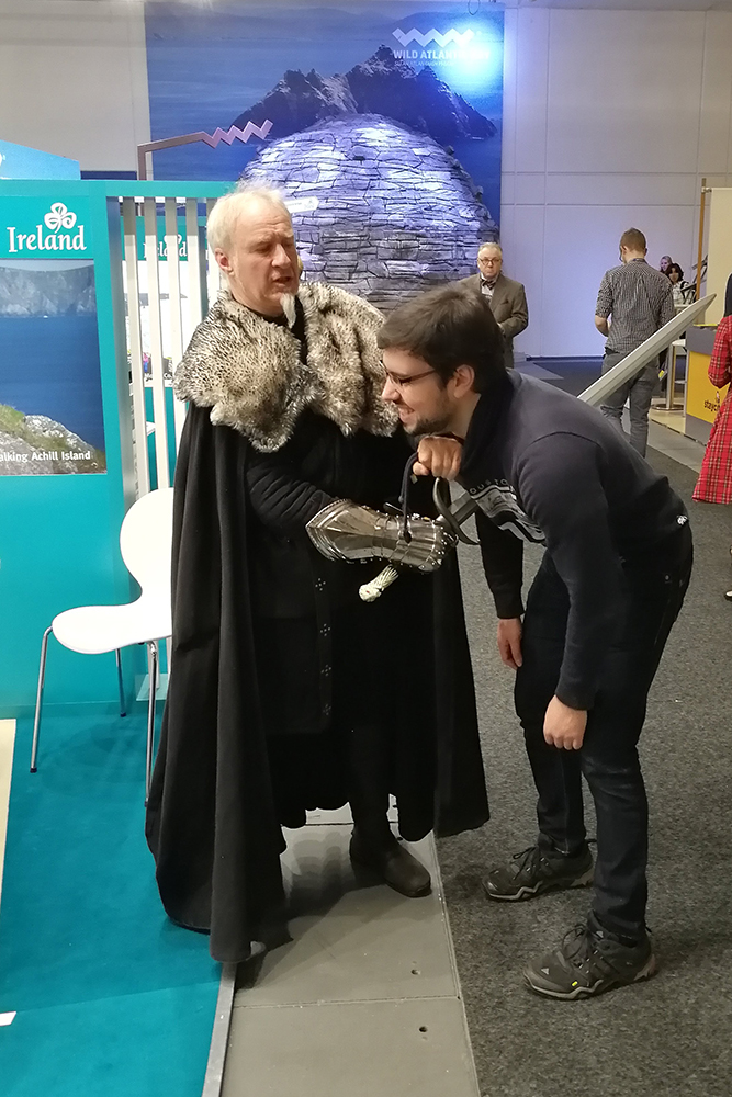 Game of thrones tours Ireland