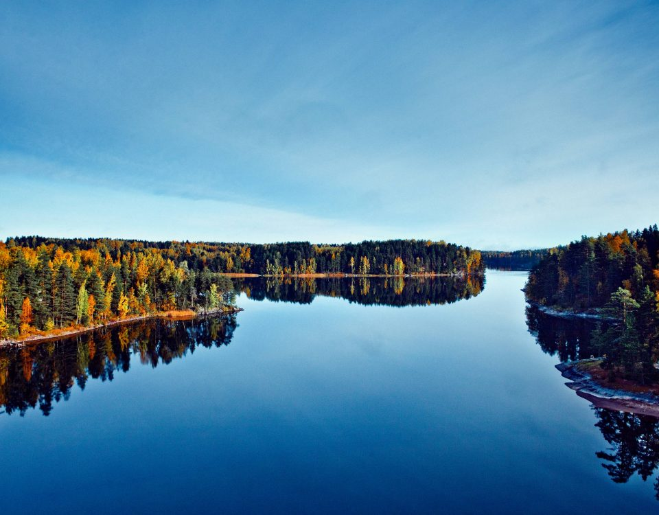 Finland view
